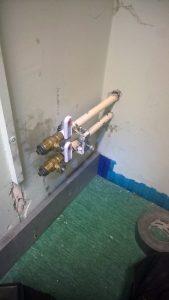 Lämpöjohtoverkostojen remontti